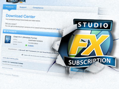 Studio FX Subscription