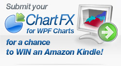 Test Drive Chart FX for WPF and WIN an Amazon Kindle!